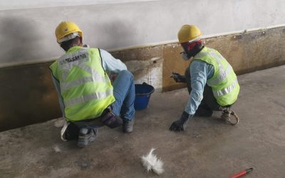 FRP Chemical Resistant Lining