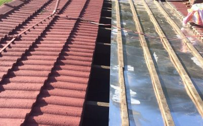 Waterproofing Sheet To Roofing
